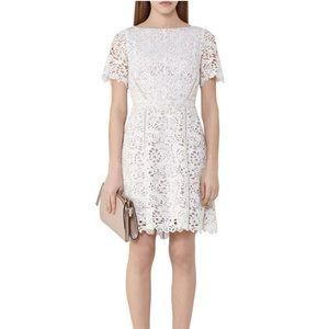 Reiss Dresses - Reiss Eleania Lace Dress sz 4